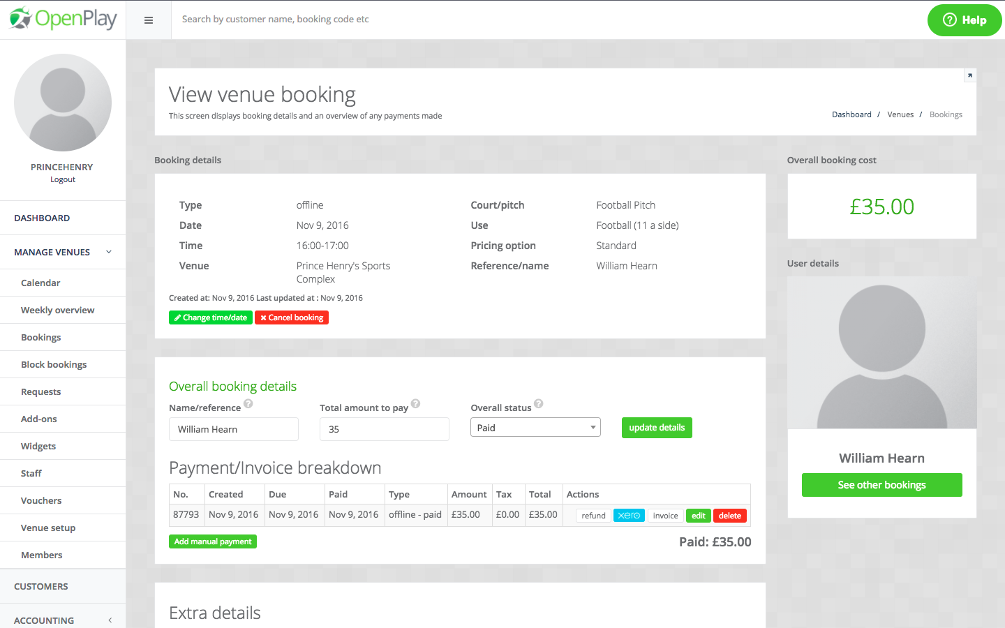 online customer reservation system Planyo is a flexible online reservation system / booking software for any business which needs scheduling and managing their bookings.
